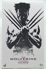 Hot Toys MMS-220 1/6 The Wolverine Hugh Jackman Collectible Figure