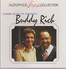 CD Lionel Hampton presents Buddy Rich audiophile jazz collection