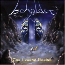 Beholder - The Legend Begins [CD]