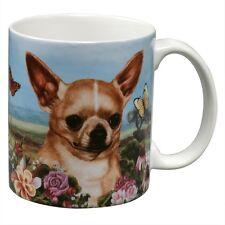 Chihuahua Garden Party Fun Mug