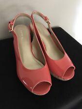 Xappeal Bianca Coral Wedge Heels 8M