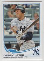 2013 Topps Baseball New York Yankees Team Set