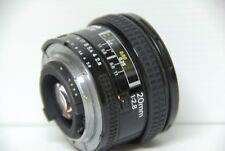 Obiettivo Nikon AF NIKKOR 20 mm