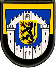 Wappen von Bergheim  Patch, Aufnäher, Pin, Premium  Aufnäher
