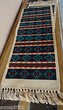 Canvas Stencil Table Runner 161-HIRUN Southwest Southwestern Design Western
