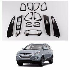 Interior Garnish Carbon Cover Molding Set for Hyundai 2010-2015 Tucson ix35