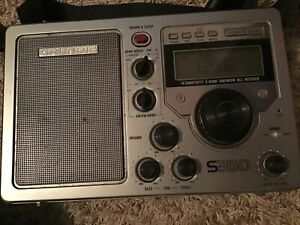 Grundug S350 Radio