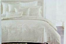 Hotel Collection 6pc Queen ALABASTAR DUVET & STD&EURO SHAMS &SKIRT White $980New