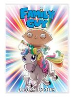 Family Guy: Season 16 - 3 DISC SET (REGION 1 DVD New)