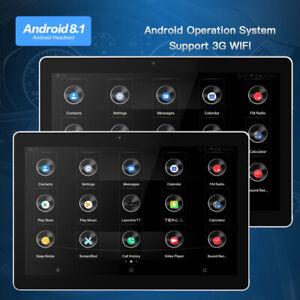 """10.1 """" HD Display Android 1080P Auto Kopfstütze Monitor RAM 2GB MP5 Player USB/"""
