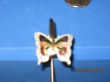 Butterfly gold plated book marker