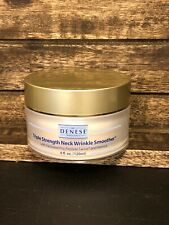 Dr. Denese Triple Strength NECK Wrinkle Smoother 4 oz. New No Box