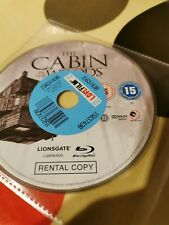 The Cabin In The Woods 2012 - Blu Ray Ex Lovefilm