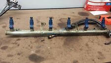 FORD TERRITORY SX SY  4.0L  FUEL INJECTOR RAIL WITH INJECTORS