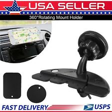Universal Magnet Car CD Slot Holder Mount Stand For GPS MP4 5 & Tablet Phone