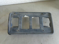 Front License Plate Holder 04 05 06 07 08 Ford F150 FX4 Ex Cab Red Pick Up OEM
