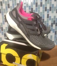 NEW Adidas Energy Boost (BB3456) Womens Running Shoes size 9 UK 7.5 Gray Nice!!
