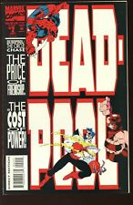 Deadpool: The Circle Chase #2 VF/NM Huge Estate Sale Auction Going on Now! B13