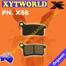 X56 Brake pads KTM motor cycle dirt trail mini bike