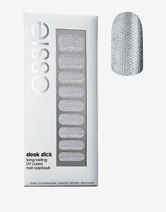 Essie Sleek Stick UV Gel Instant Manicure Sticker stick-on nail  100% AUTHENTIC