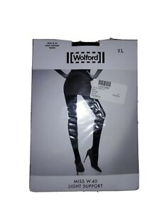 WOLFORD 11263 MISS W 40  LIGHT SUPPORT TIGHTS CHOOSE SIZE/COLOR