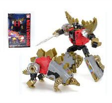 BPF Transformers Generations Power of the Primes Dinobot Snarl Action Figure Toy