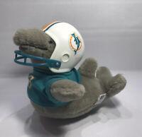 Miami Dolphins NFL Huddles Plushie 1983 Football Mascot Stuffed Dolphin