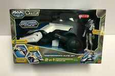 Transforming Dune Jet Max Steel 2013 Mattel action figure Target only