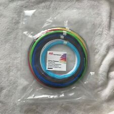 AIO Robotics 1.75mm PLA Filament - 16 colors/3 Meters each