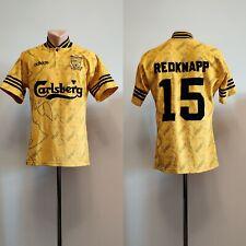 Football shirt soccer Liverpool Third 1994/1995/1996 Adidas jersey Redknapp #15