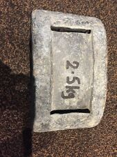 Scuba Diving Weight Belt Lead Block Dive Accessory - 2.5kg