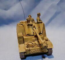 WWII German assault gun, 1/35 scale