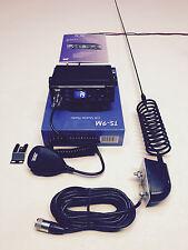 4 x 4 CB Radio AM/FM Starter Kit Team TS-9M Springer CB Antenna & Side Mount