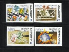 GEORGIA. Año: 2006. Tema: CINCUENTENARIO DE LAS EMISIONES DE EUROPA C.E.P.T.