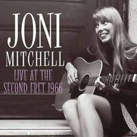 Joni Mitchell - Live At The Second Fret 1966 [CD]
