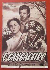 O Cangaceiro die gesetzlosen 1954Film Kurier IFK Nr.1876