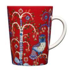 Iittala Klaus Haapaniemi Big Christmas Red Taika Tea Mug Cup Arabia Finland