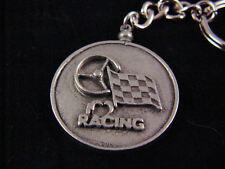 I love Racing  keychain auto dirt Tracey's racing jewelry