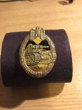 WW2 German Army Panzer Assault Combat Badge