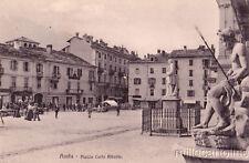 AOSTA - Piazza Carlo Alberto - ediz. Brunner