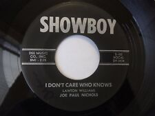 Joe Paul Nichols I Don't Care Who Knows I Can't Dance to Your Music ShowBoy 102