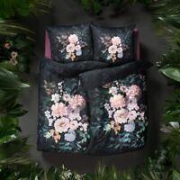 Estella Mako Satin Bettwäsche Flower Dream multicolor 135x200 / 155x220 cm