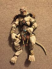 "Stan Winston Creatures Inc. ""Realm Of the Claw: Tare"" figure. 2001."