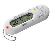 KORG Humidi-Beat HB-1 Metronome Thermo- und Hygrometer Metronom schwarz o. weiss