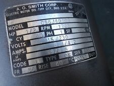 blakeslee f30 mixer motor ,used very good condition #151171,lists 1401.99,