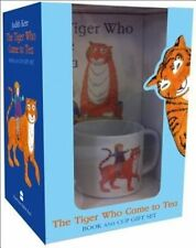 Tiger Who Came to TEAD Book and Cup Gift Set 9780007539512 by Judith Kerr