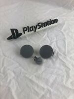 Sony PlayStation PS1 Gray SCPH-5501 7501 1001 9001 Clean Set Button Replacement