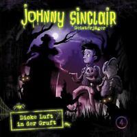 JOHNNY SINCLAIR - 04: DICKE LUFT IN DER GRUFT (TEIL 1 VON 3)   CD NEW