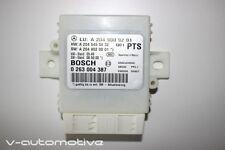 2010 MERCEDES W204 CLASSE C/parcheggio sensori Modulo di controllo a2049009201