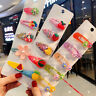 5Pcs/Set Baby Girls Sequin Princess Shiny Colorful Hair Clips Hairpins Barrettes